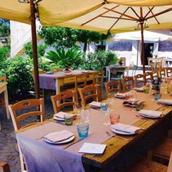 Casale Doria Pamphilj Table