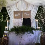 Fairy Tales Wedding & Event Specialists cake table