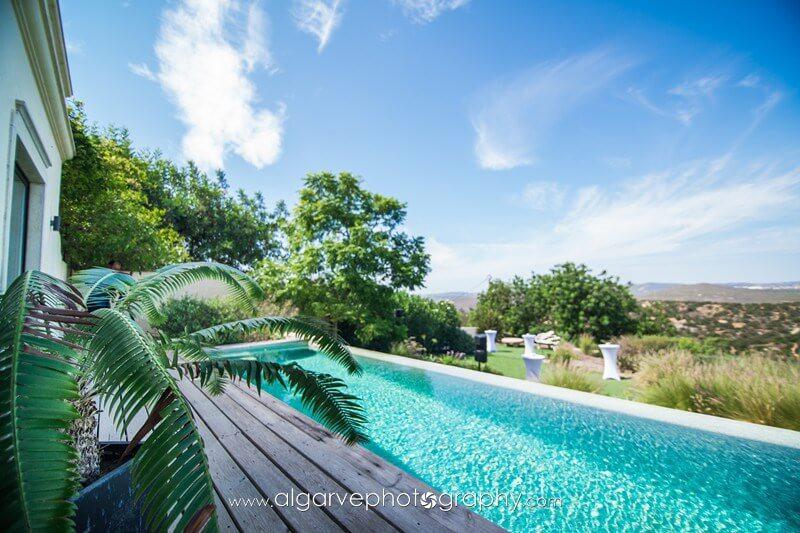 Quintas Occassions Pool Pic