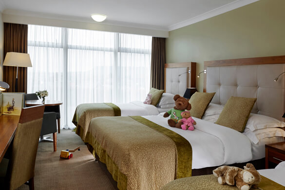 Sligo Park Hotel Twin Room