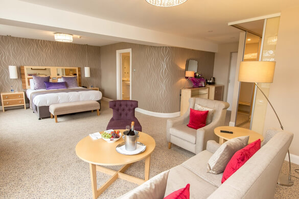 Sligo Park Hotel Honeymoon Suite