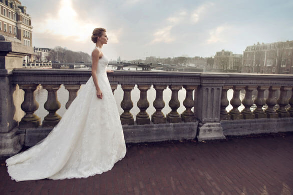 Snowdrop Bridal Couture Paris