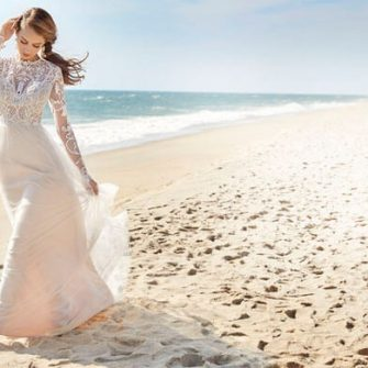 Snowdrop Bridal Couture Beach