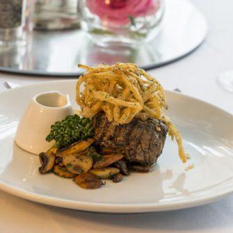The Glenside Hotel steak