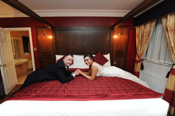 The Glenside Hotel bed