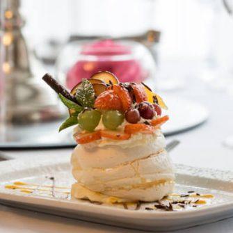 The Glenside Hotel food