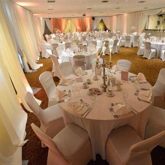 The Glenside Hotel room