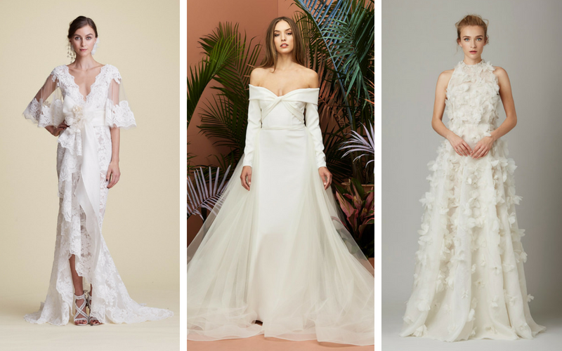 Top Picks for American Bridal Designers 2018 | Wedding Journal