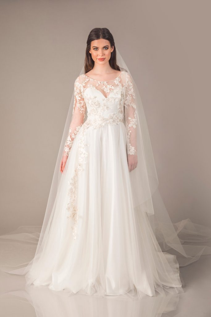 Win Your Wedding Dress From Bridal By Tamem Michael | Wedding Journal