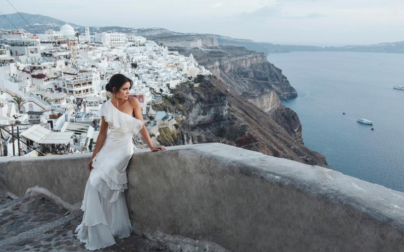 Mamma Mia Inspired Greek Wedding Hints Tips Wedding Journal
