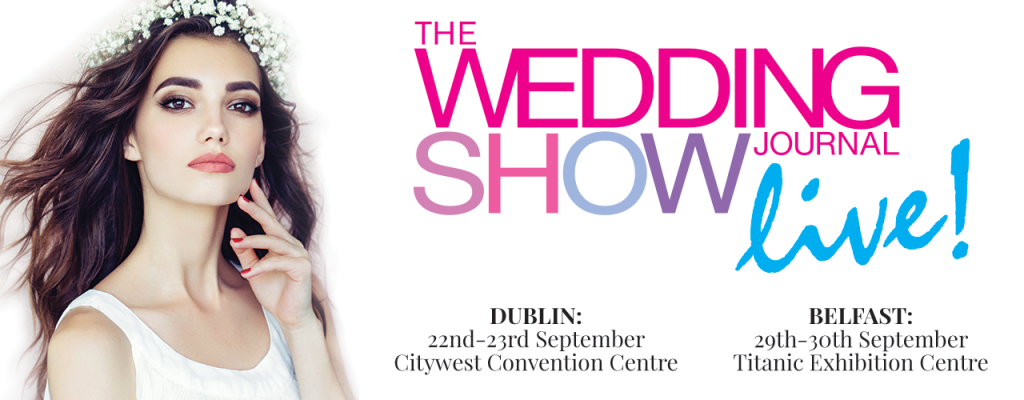 Wedding Journal Show - Buy Tickets Banner