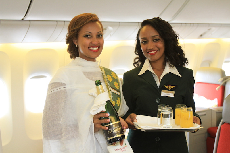 Ethiopian Airlines and Wedding Journal