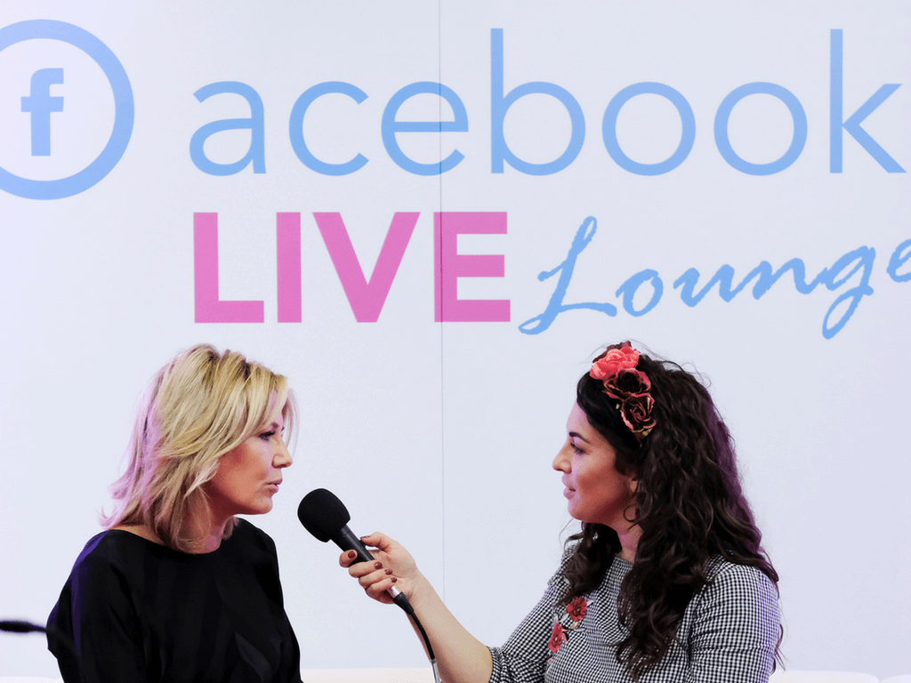 Facebook Live Lounge