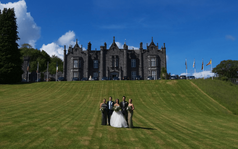 Belleek Castle: Romantic Wedding Venue of the Year 2018