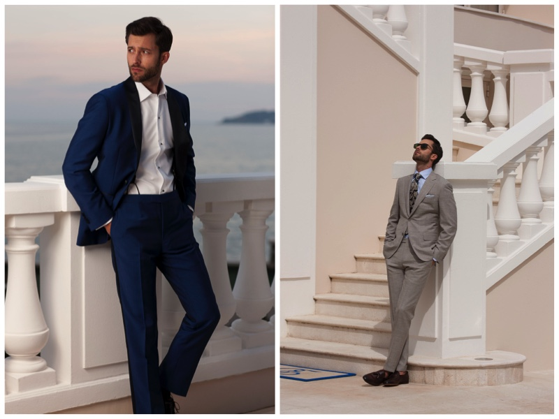 Louis Copeland & Sons Suiting