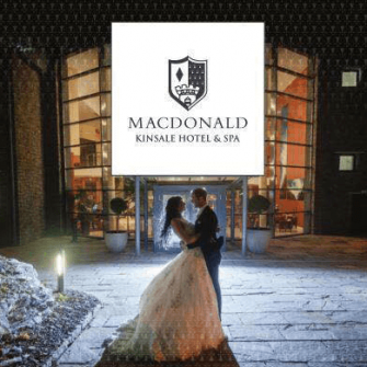 Macdonald Kinsale Hotel & Spa Exterior and Logo