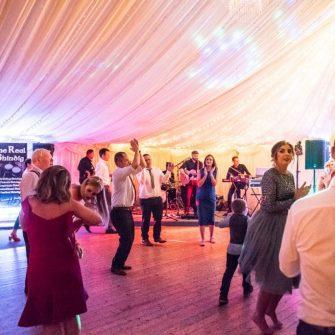 The Real Shindig Dancefloor