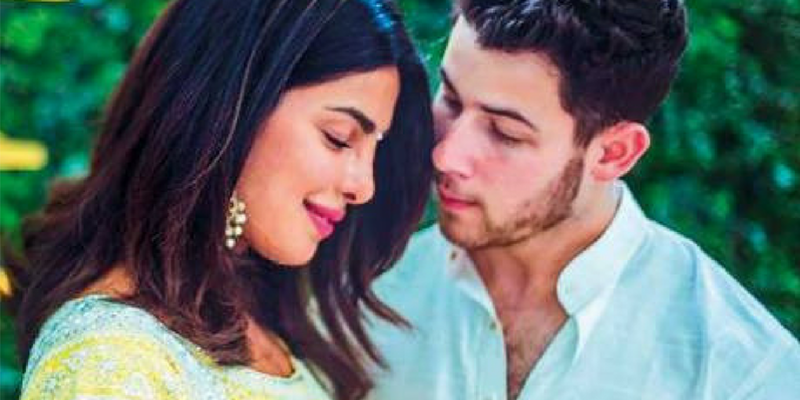 Nick Jonas Engaged in Mumbai