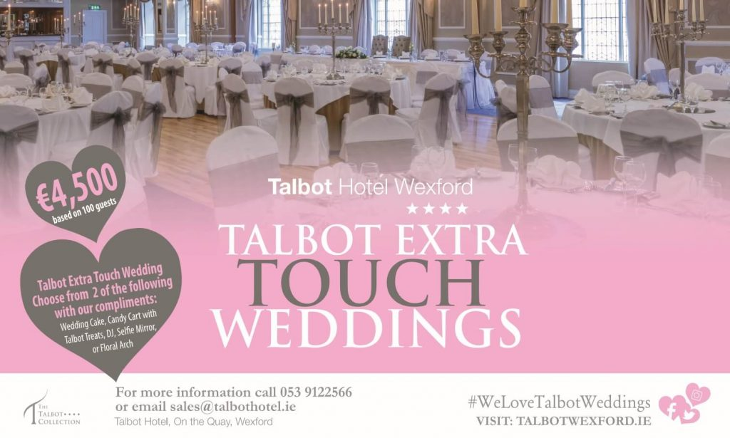 b2f7b806191 Affordable Luxury at the Talbot Hotel Wexford