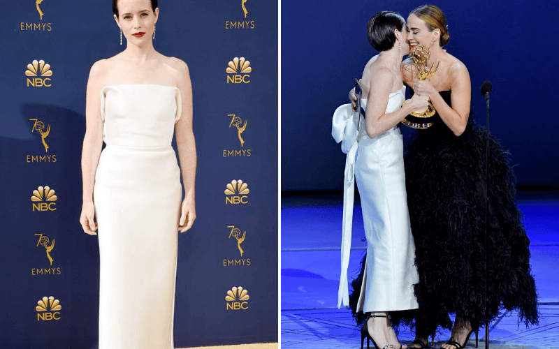 Emmy-Awards-2018-Claire Foy