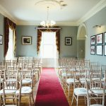 Beech Hill Indoor Ceremony Room
