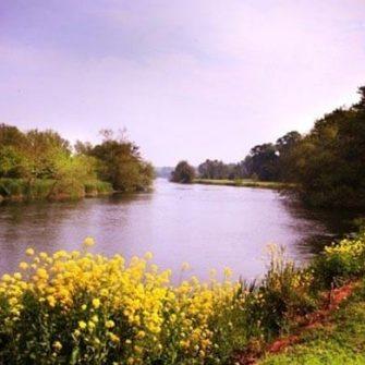 Boyne Hill Lake