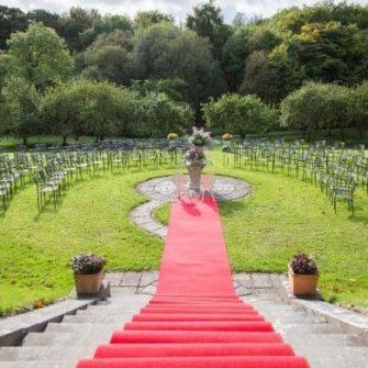 Boyne Hill Outdoor Ceremony