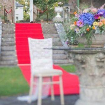 Boyne Hill Red Carpet Treatment