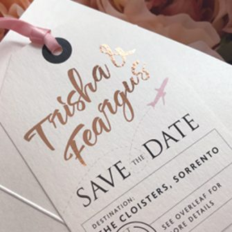 Darling Stationery Tags