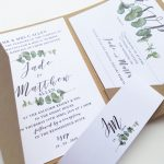 Darling Stationery Save the Date and Invites