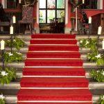 Kinnitty Castle Hotel Entrance Steps