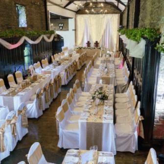 Kinnitty Castle Hotel Long Tables