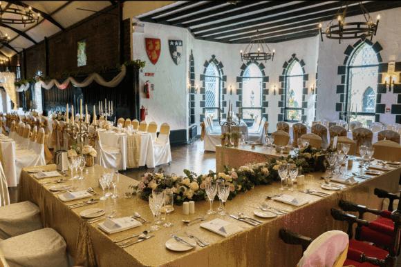 Kinnitty Castle Hotel Interior