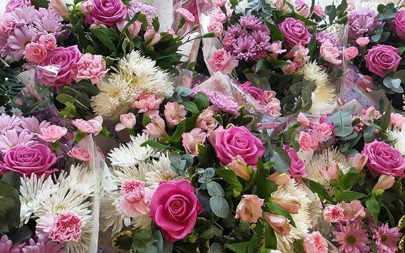 Pure Flowers of Distinction Seasonal Flowers