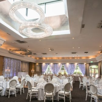 Rosspark Hotel Ceremony Room