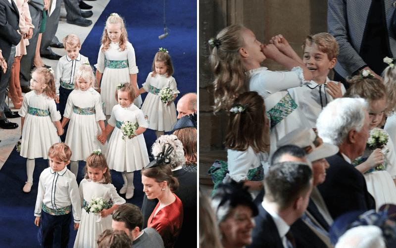 Royal-wedding-Eugenie-Jack-Kids