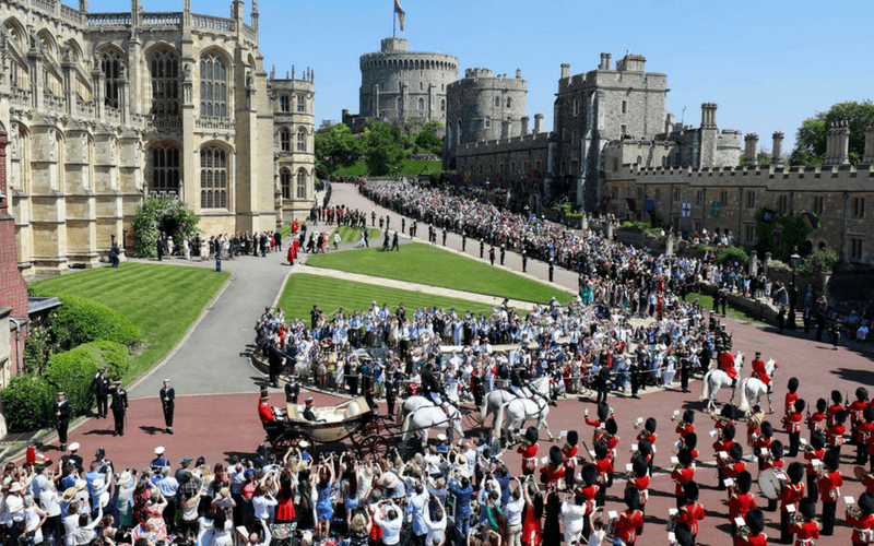 Windsor-Castle-Royal-Wedding