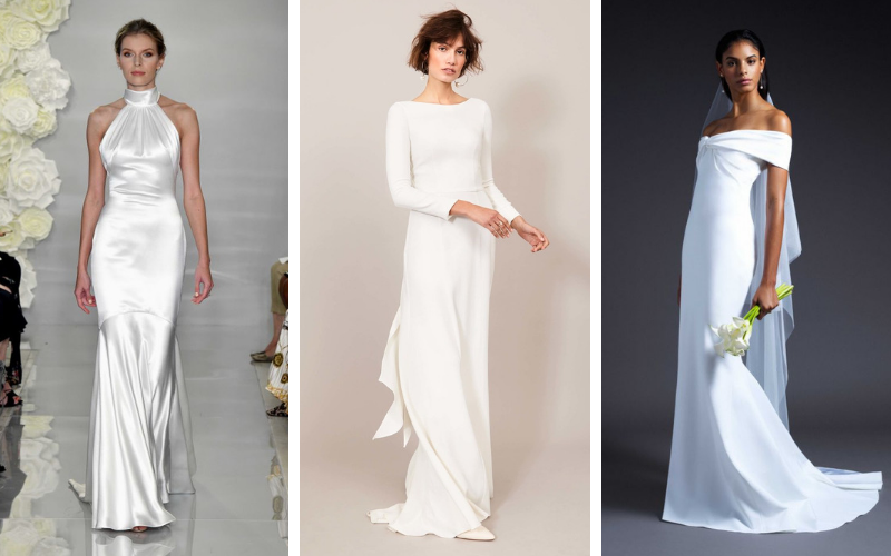 7bc04aa0c82d6 7 New York Bridal Fashion Week Trends You Have To See   Wedding Journal