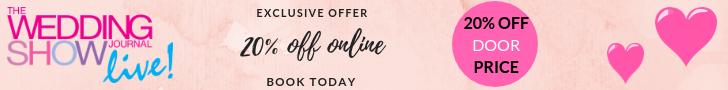 Wedding Journal Show - Sale 2019