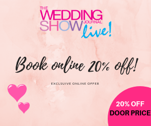 Wedding Journal Show - Sale 2019