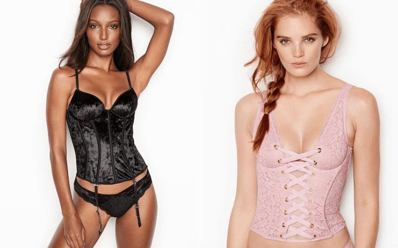 Victoria-Secret-Corset-Lingerie