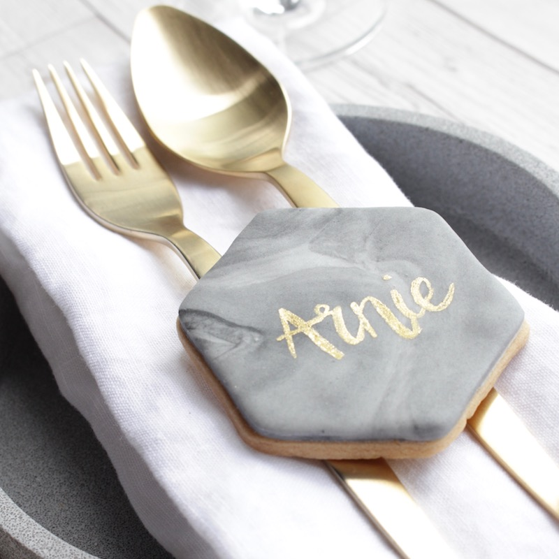 Favours & Place Settings