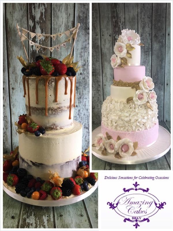 Amazing Cakes - Win a Wedding
