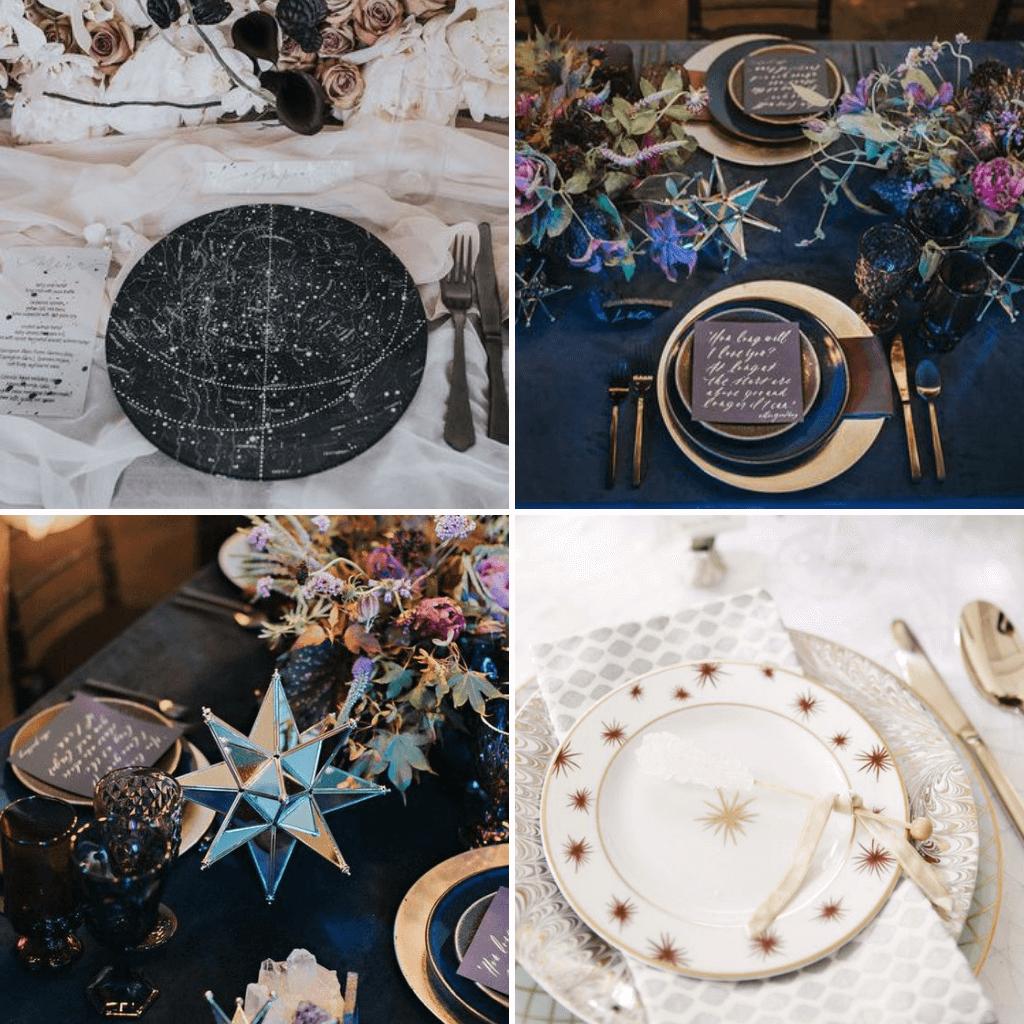 Celestial-Wedding-Theme-Table-Décor