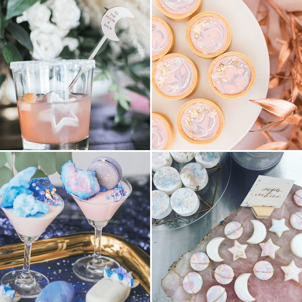 Celestial-Wedding-Theme-Sweet-Treats