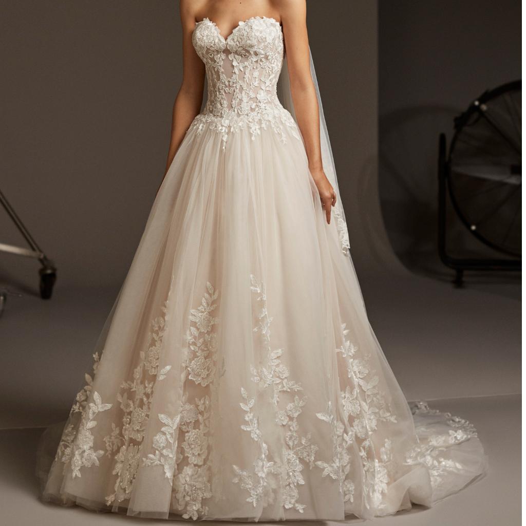 -Ball-Gown-Princess-Wedding-Dresses-Pronovias