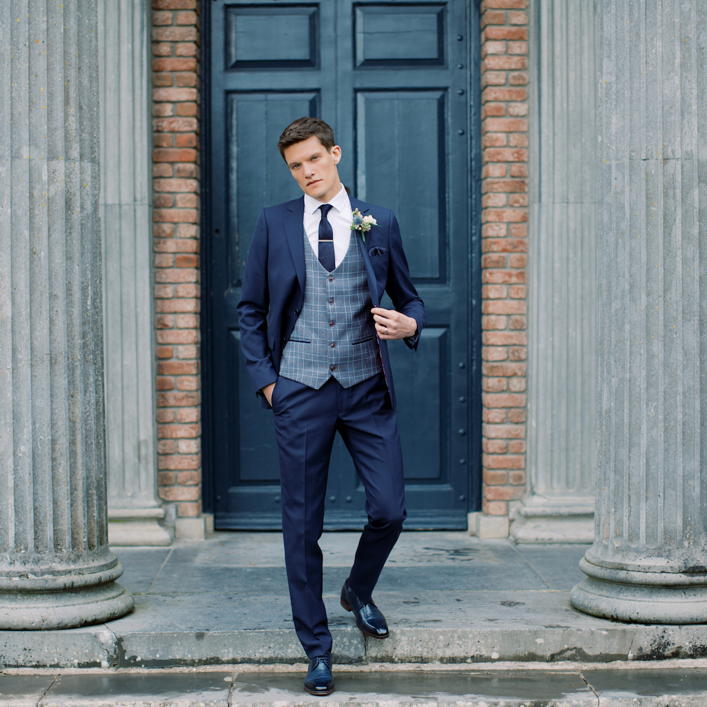 Benetti S/S19 Suiting