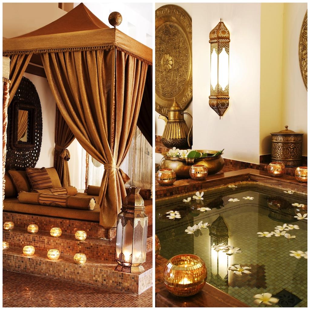 Baraza Resort & Spa, Frangipani Spa