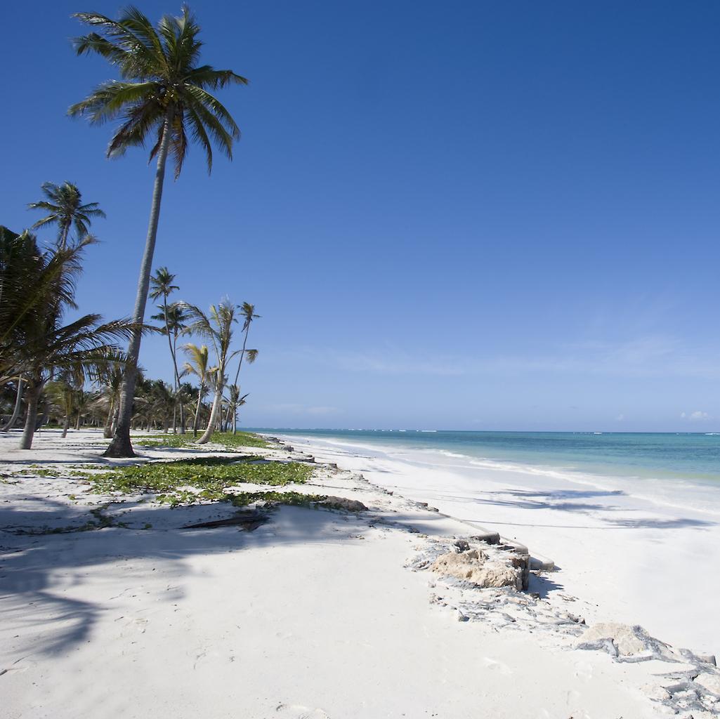 Bwejuu Beach, Zanzibar