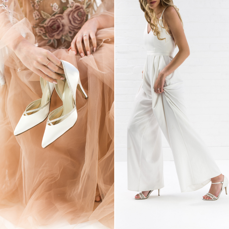 Win Your Dream Pair Of Wedding Shoes Wedding Journal